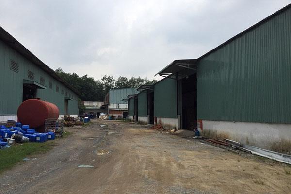 Vệ sinh nhà xưởng tại Đà Lạt